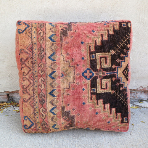 'DALLAS'  MOROCCAN FLOOR PILLOW - Maven Collection