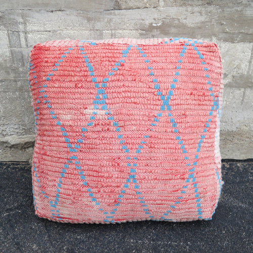 'Mila' Moroccan Floor Pillow - Maven Collection