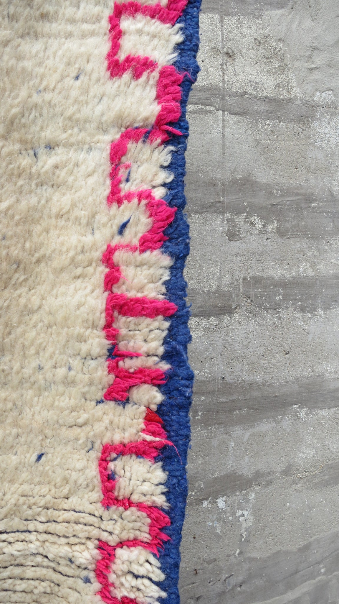 'Neon Gems'  Moroccan Azilal Rug - Maven Collection