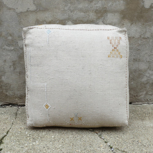 'Tetris' Moroccan Floor Pillow