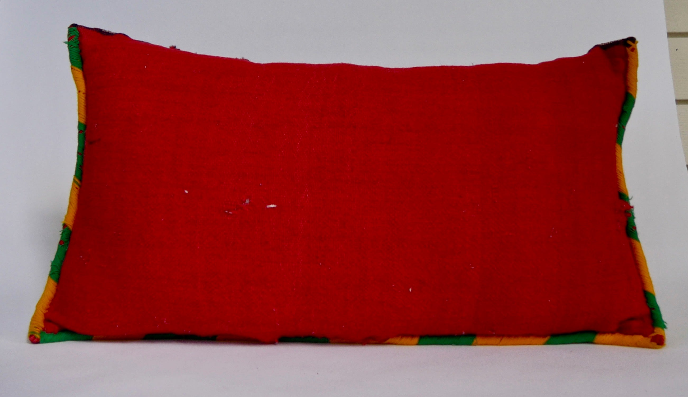 'ZUMBO' BERBER WOOL PILLOW