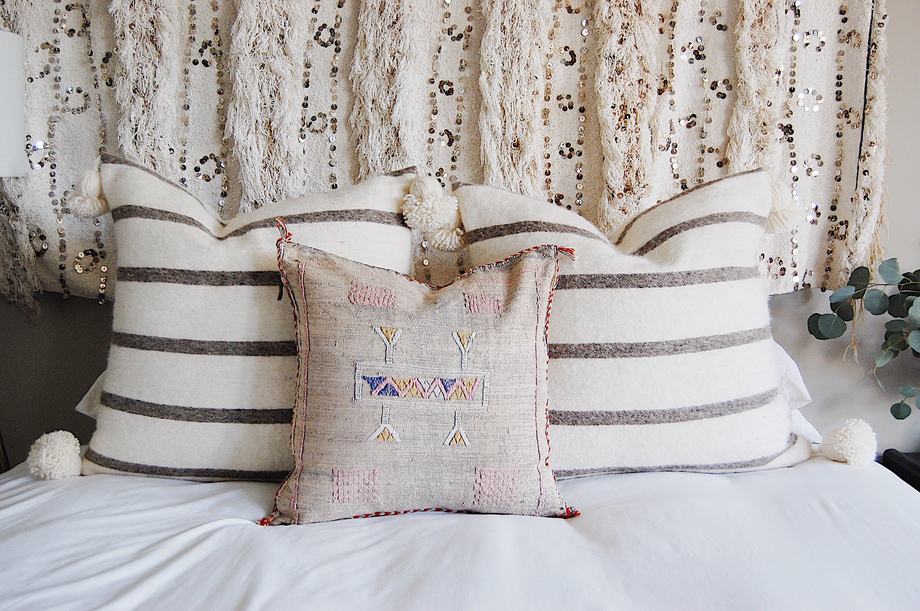 by grey jop in pillow colors square p pom monogrammed