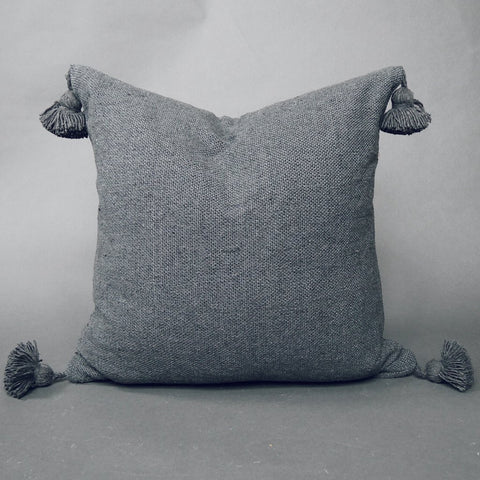'Hung Up'  Moroccan Sabra Silk Pillow