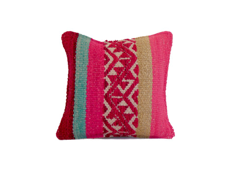 ' ' Peruvian Frazada Pillow