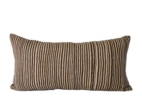 'LuLu'  Moroccan Sabra Silk Pillow