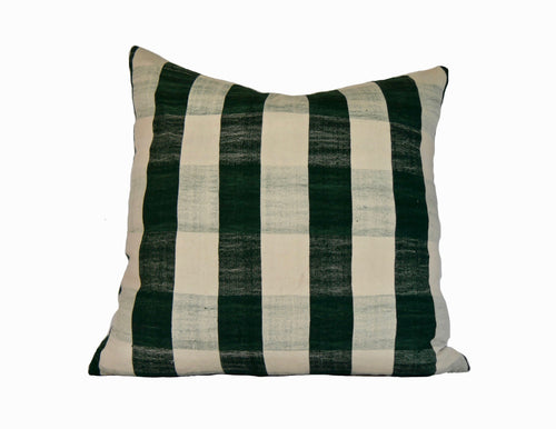 'Pine Ridge'  Vintage Haik Pillow