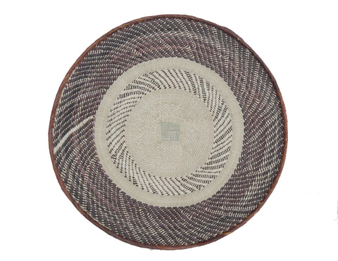 'Ourika' Moroccan Woven Bread Basket