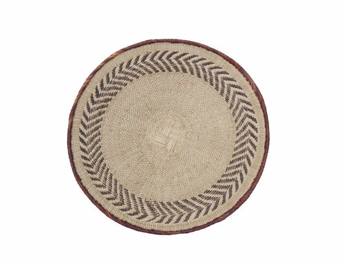 'Bulawayo' Woven Tonga Basket - Maven Collection