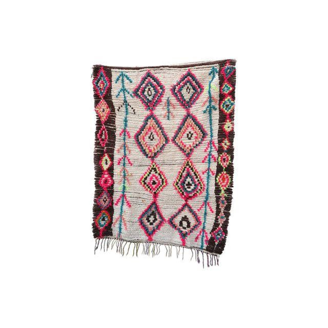 'Ourika Valley'  Moroccan Azilal Rug - Maven Collection