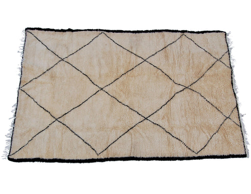 'New Age'  Moroccan Beni Ourain Rugs - Maven Collection