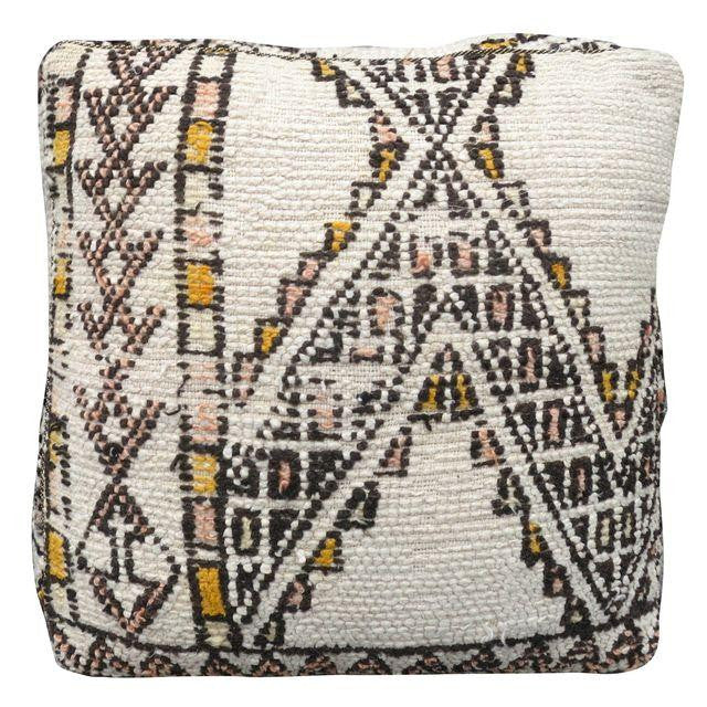 'GOLDEN HORIZON'  MOROCCAN FLOOR PILLOW - Maven Collection