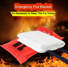 Load image into Gallery viewer, Emergency Fire Blanket