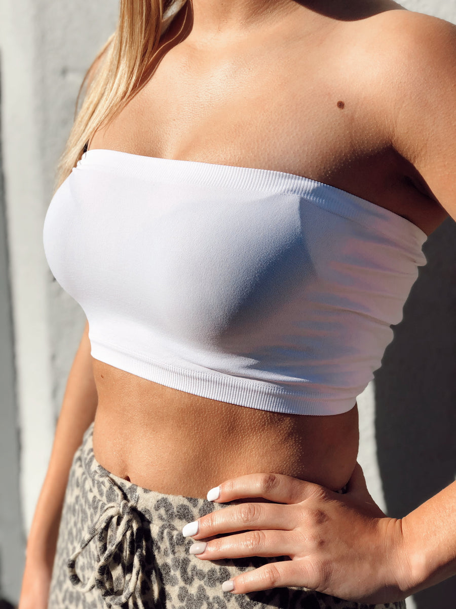 Tube Top - Seamless Stretch - Graffiti Boutique