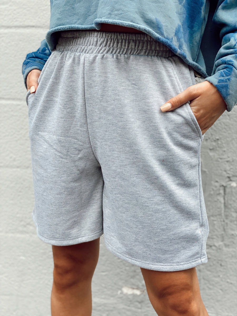 Long Sweat Shorts - [vendor]