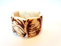 Eco friendly Ivory bracelet