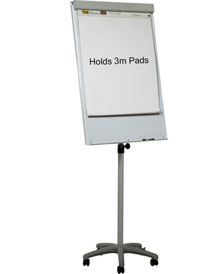 3mm pad being held by our dry erase easel