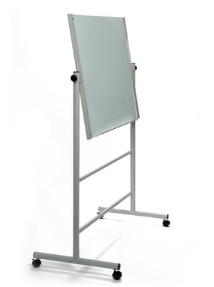 Adjustable Angles Rolling Portable Stand For Glass Boards