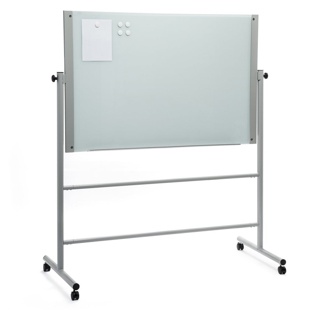Easel Stand For Glass Dry-Erase Board  (Does Not Include Glass Board)