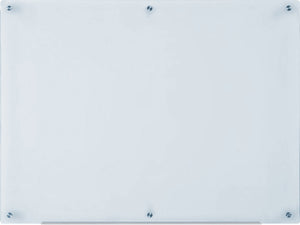 "40"" x 60"" Glass Dry Erase white Board"