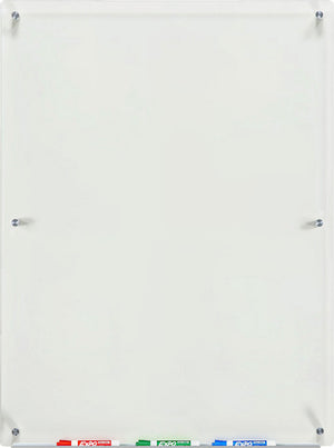 Large Wall Glass Mounted Board Dry Erase