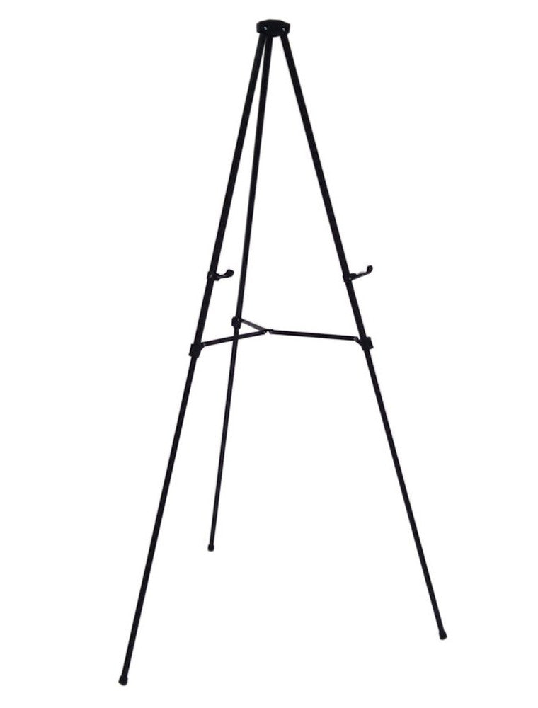 Lightweight Aluminum Telescoping Display Easel