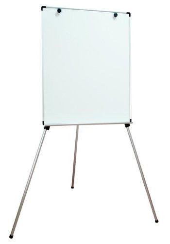 Standing Collapsible White Dry Erase Easel