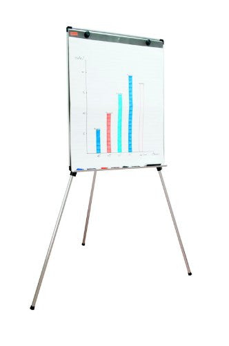Paper Pad held by our dry erase presentation easel