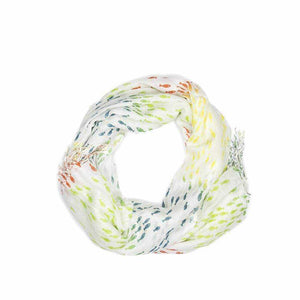 Ombre Fish Scarf - Silvana Boutique