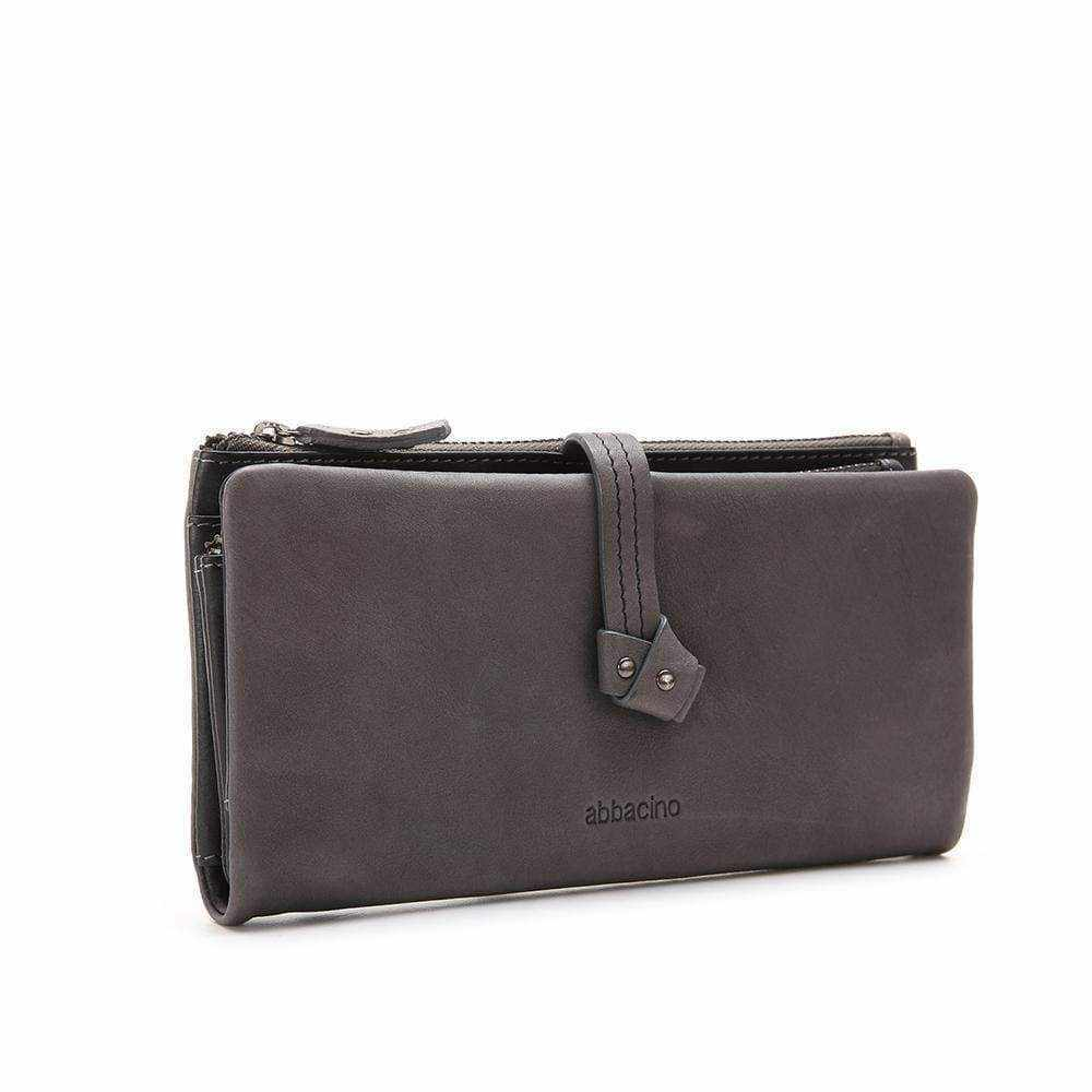 Vega leather wallet - Silvana Boutique