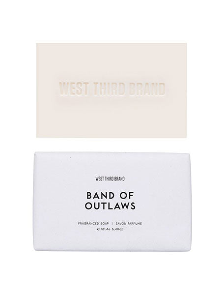 Band of Outlaws Soap by West Third Brand