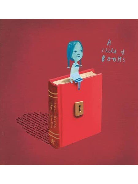 """A Child of Books"" - picture book"
