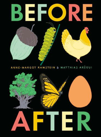 """Before After"" - charming picture book"