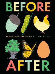 "charming picture book ""Before After"""
