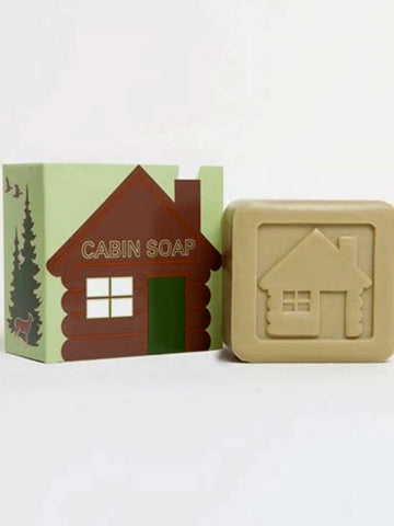 Cabin Soap - a Perfect Gift for Men