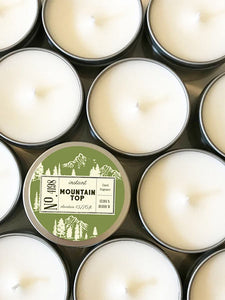 Soy Candles: 4 earthy scents