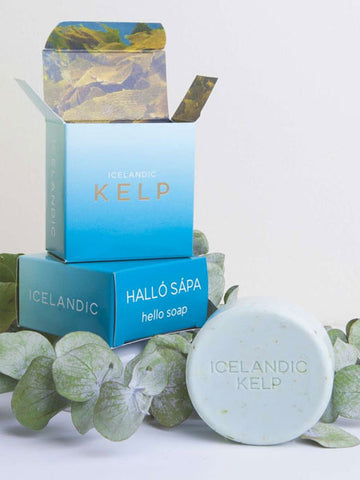 Hallo Icelandic Kelp Bar Soap