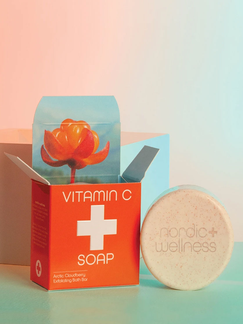 Vitamin C Soap - Nordic + Wellness