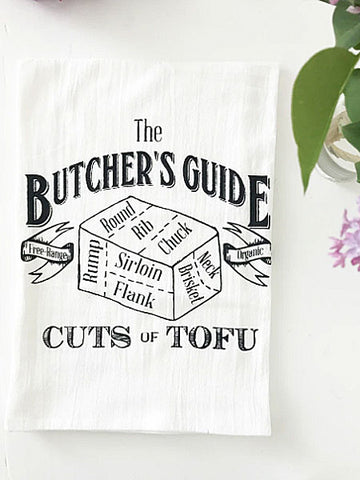 Tea Towels: 4 creative designs