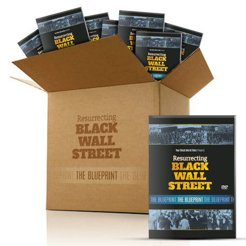 Resurrecting Black Wall Street: The Blueprint - Buy By The Box Wholesale