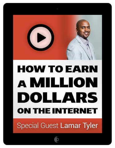 How To Earn A Million Dollars On The Internet - Insider Tips From Dr. Boyce Watkins and Lamar Tyler