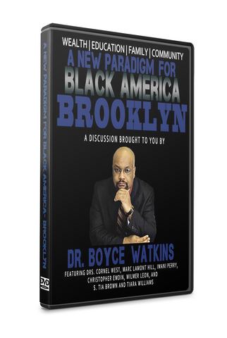 A New Paradigm for Black America - Brooklyn (Streaming Digital Downloads)