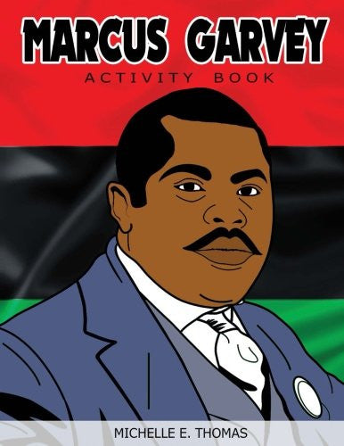 Marcus Garvey Activity Book