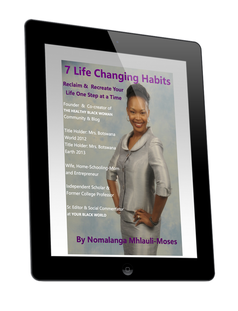 7 Life Changing Habits (E-Book)