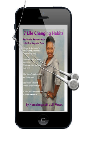 7 Life Changing Habits (Audio Book)