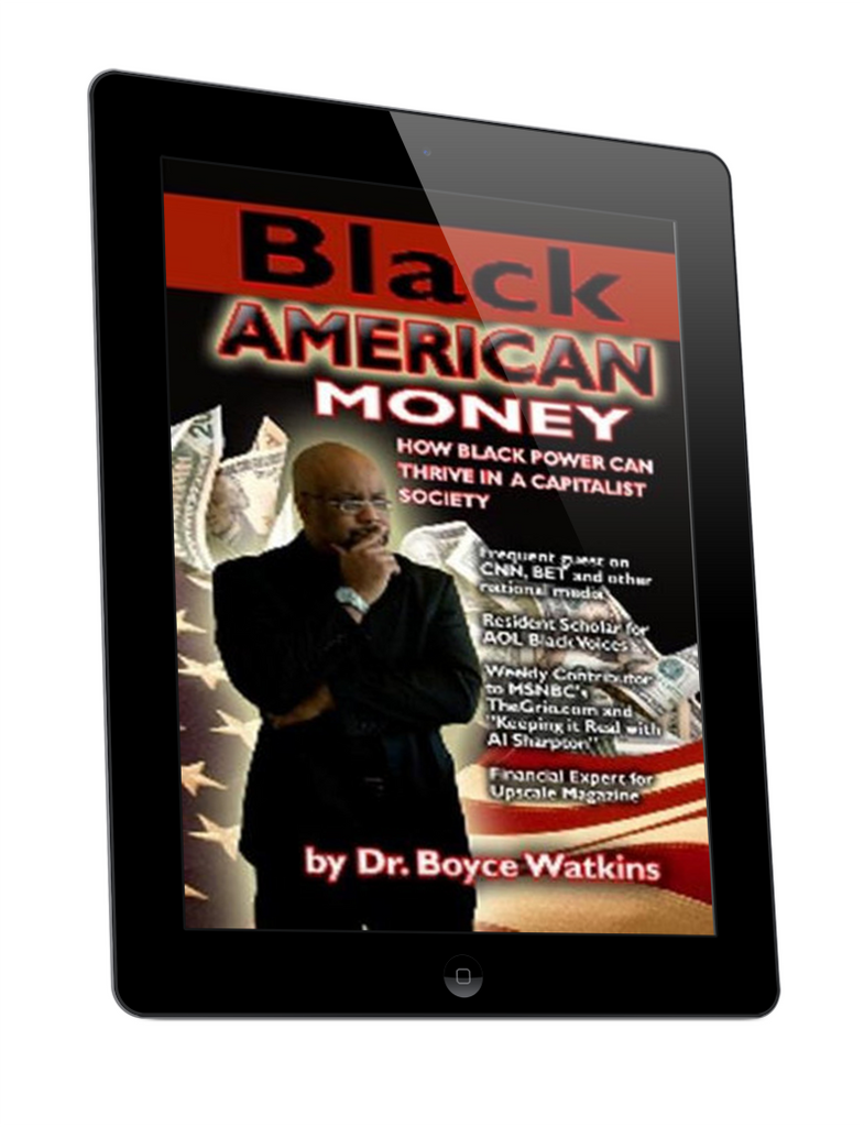 Black American Money (Electronic Download)