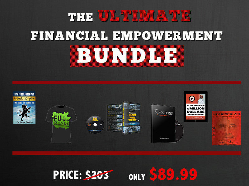 The Ultimate Financial Empowerment Bundle
