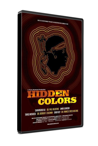 Hidden Colors: The Untold History of People of Aboriginal, Moor, and African Descent (DVD)