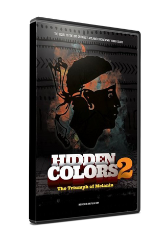 Hidden Colors 2: The Triumph of Melanin (DVD)