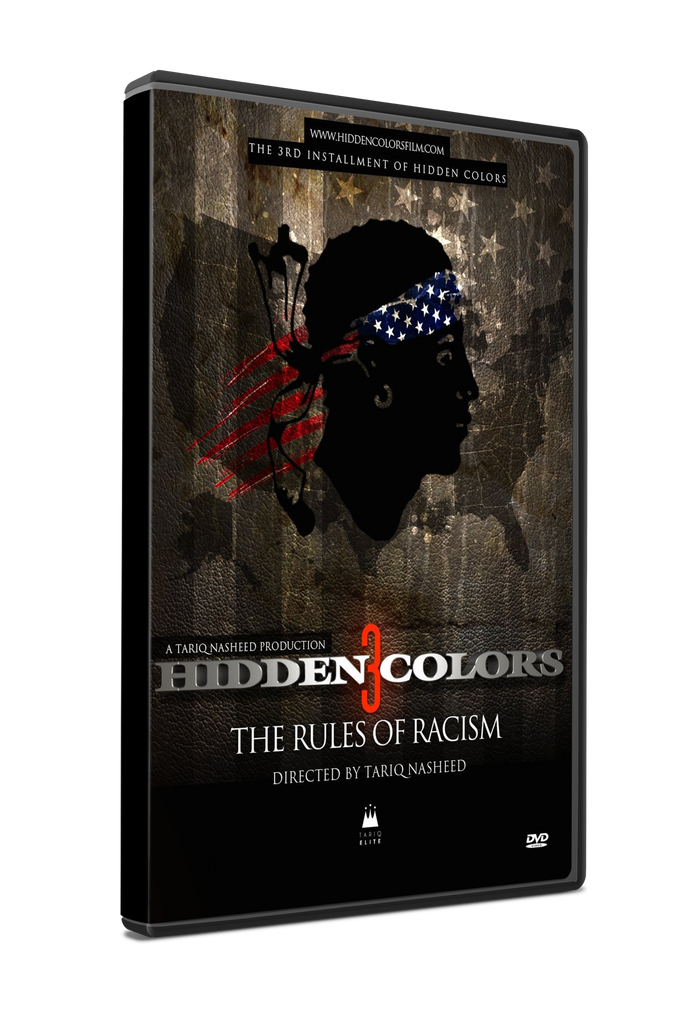 Hidden Colors 3: The Rules of Racism (DVD)
