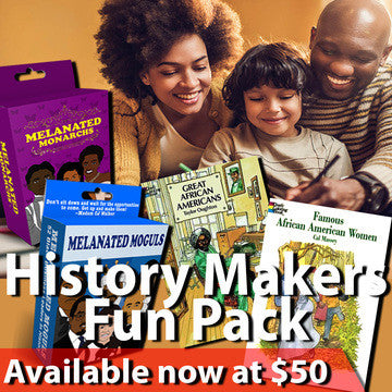 History Makers Fun Pack